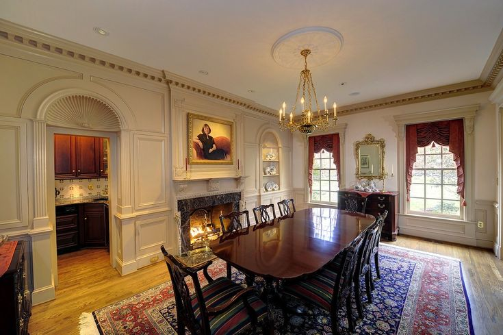 Stanley Dining Room Classical Look Design
