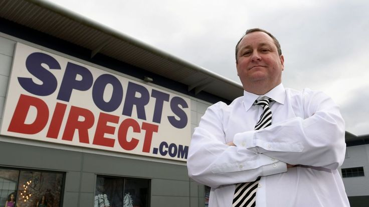 Sports Direct founder Mike Ashley to be grilled by MPs