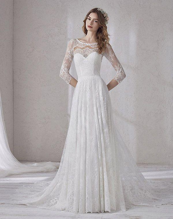 Robe De Mariee Pronovias Melody Inspiration For My