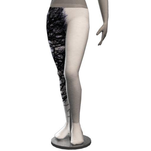 Bionic Tree Silhouette Leggings