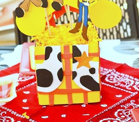 Toy Story Party Woody Party Cowboy Party Cowboy by PSLetsParty