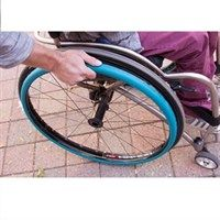 New Grip Options for Wheelchair Handrims