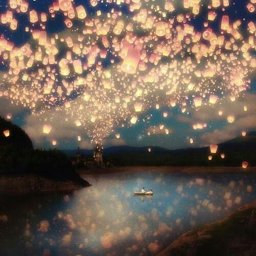 how to make wish lanterns