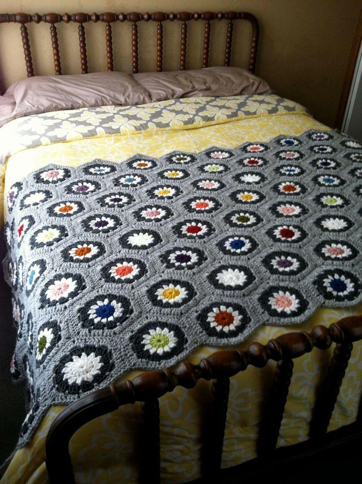 143 best Blanket images on Pinterest | Häkeldecken, Crochet afghans ...
