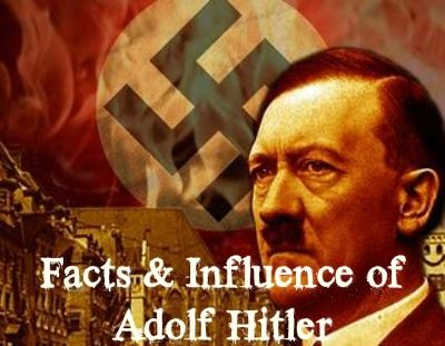 adolf hitlers influence on the world essay An adolf hitler essay would focus on adolf hitler, the towering austria-born dictator of germany held in mixed esteem by people all over the world – some idolize and others demonize the man.