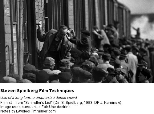 film techniques used in schindlers list essay Schindlers list - schindlers list is a movie that takes place during wwii the movie begins in krakow, poland just after the collapse of the polish army, and at the beginning of the german occupation.