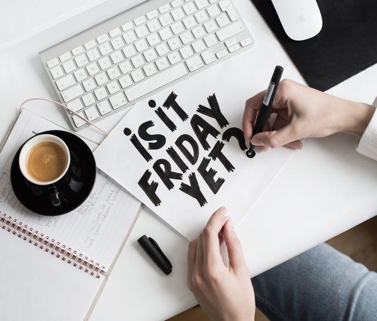 Lettering. Handettering. Typography. Handmade font. Postcard. Print desgn. Friday Flatlay. Graphic design. Grafisk formgivning.