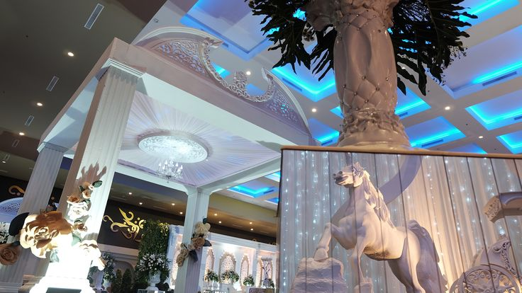 Audrey Party n Wedding Decorations special design for Anty&Reza  Aston Hotel Cirebon, West Java