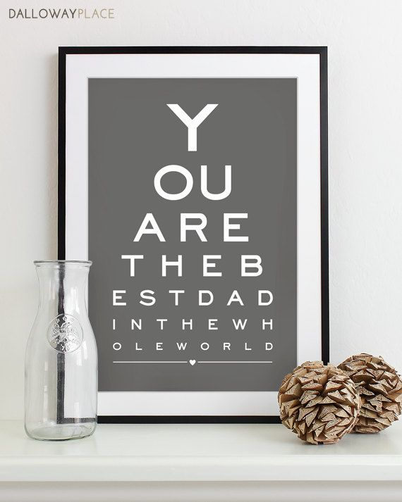 Wedding Gift for Dad Birthday Gift Fathers Day by DallowayPlace