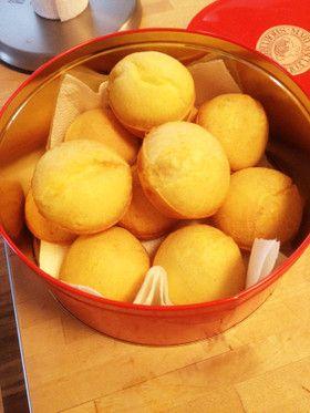 25分でモチモチチーズなポンデケージョ by lucakayla [クックパッド ...