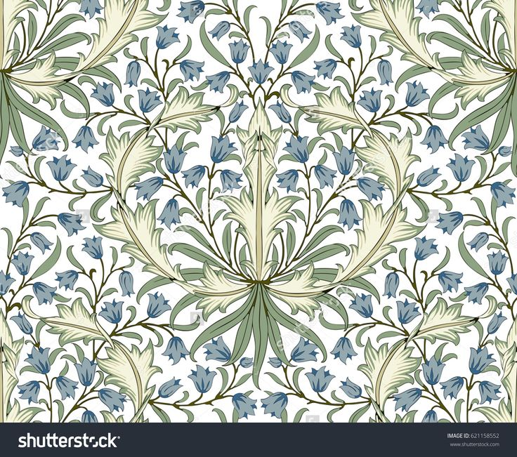 stock-vector-floral-pattern-for-your-design-modern-seamless-pattern-for-interior-decoration-wrapping-paper-621158552.jpg (1500×1327)