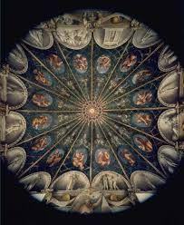 Risultati immagini per camera della badessa affreschi Correggio
