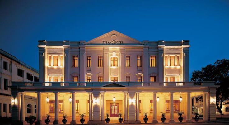 HOTEL|ミャンマー・ヤンゴンのホテル>ヤンゴンの中心地にあり国を代表するランドマークホテル>ザ ストランド、ヤンゴン(The Strand, Yangon)