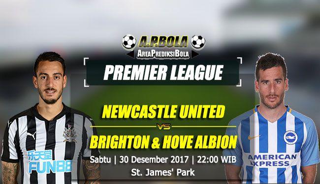 Prediksi Newcastle United Vs Brighton & Hove Albion 30 Desember 2017