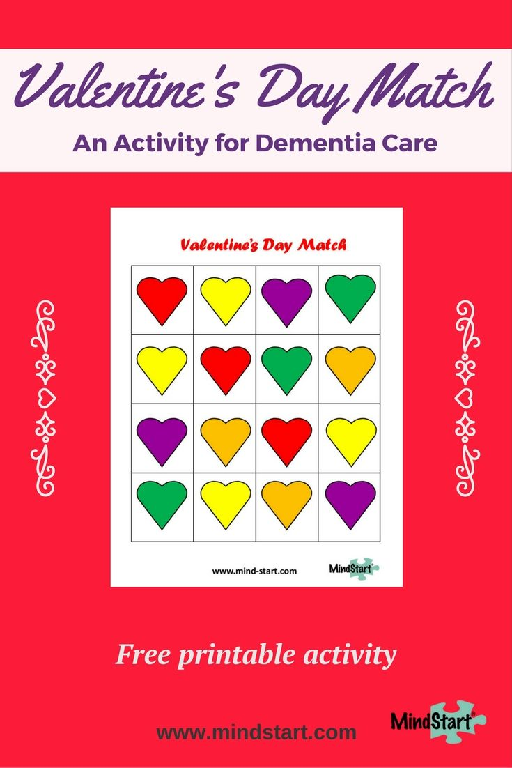This is a picture of Crafty Free Printable Activities for Dementia Patients