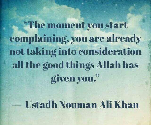 I love Nouman Ali Khan for the sake of Allah