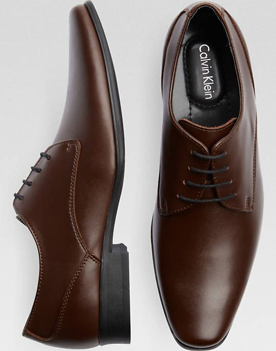 I need helping choosing shoes   Calvin Klein Brodie Brown Oxfords - Dress Shoes | Men's Wearhouse