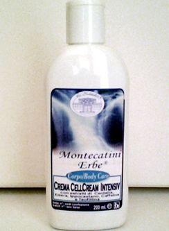 CREMA CELLCREAM INTENSIV 200 ml.