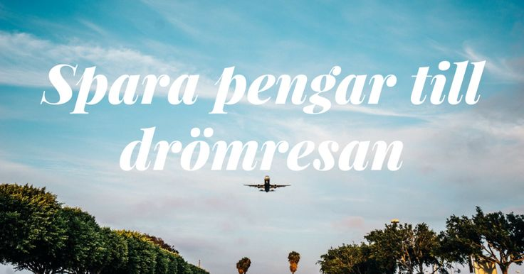 How to save money for your trip! Spara pengar till drömresan. // Jenn - Forever Abroad #saving #travelbug #wanderlust
