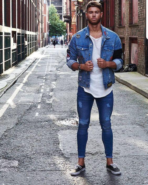 Super Skinny Jeans Boys | Super skinny jeans men, Mens