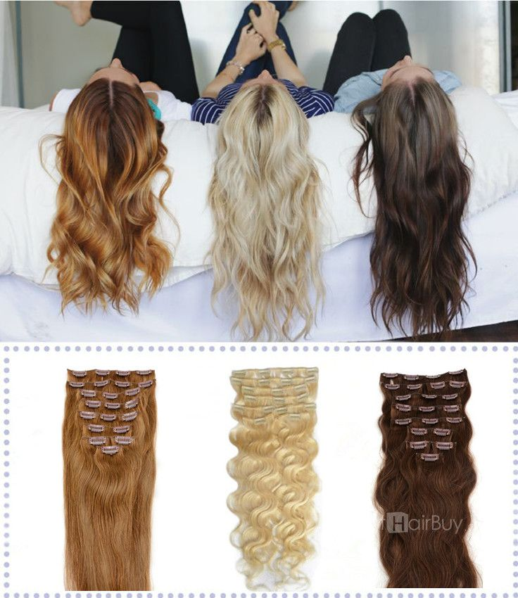 100% human hair extension gives you a perfect date! Click it now!