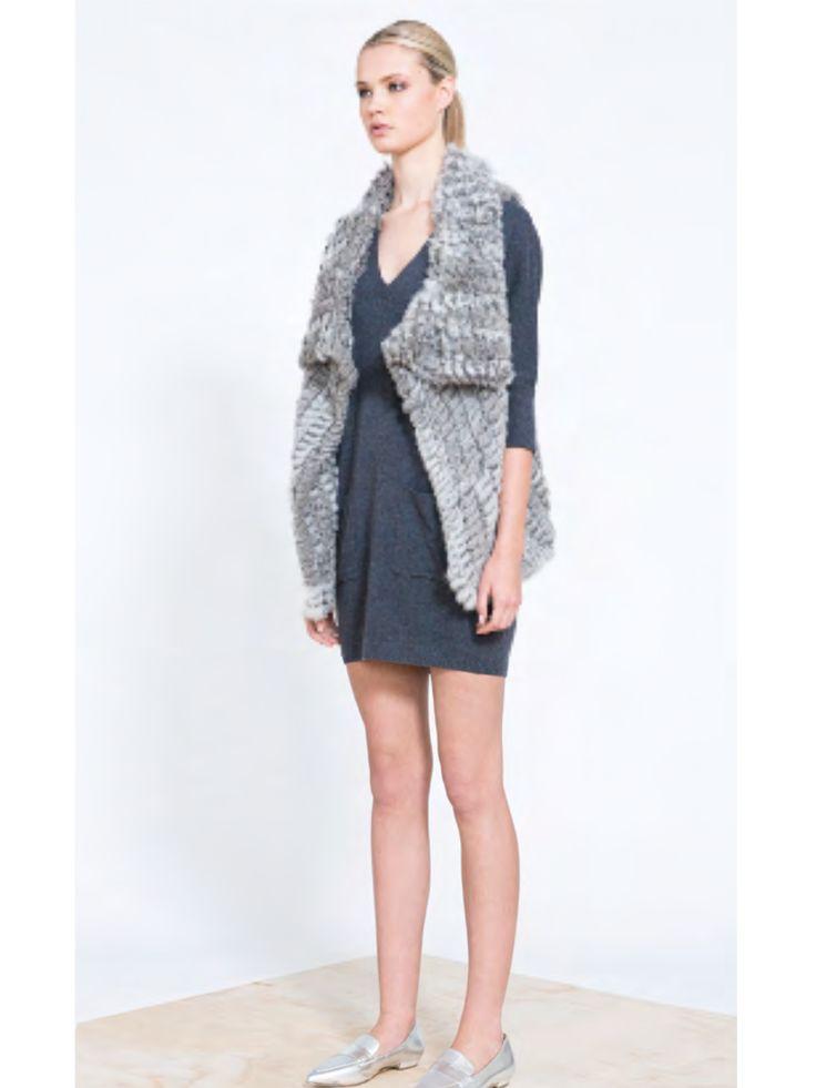 Elliatt - Relaxed Fur Vest