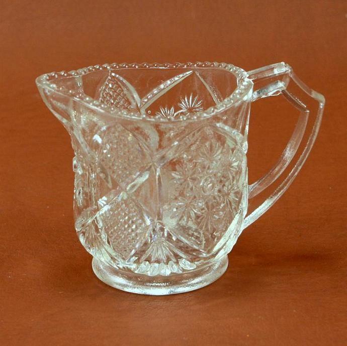801 Best Clear Depression Glassware Images On Pinterest