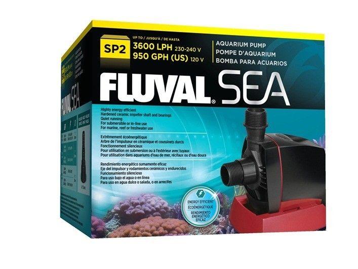 FLUVAL SEA  Bomba Sump - #FaunAnimal ofrece un rendimiento potente para garantizar excelente flujo de agua para los sistemas marinos equipados con sump (sumidero).