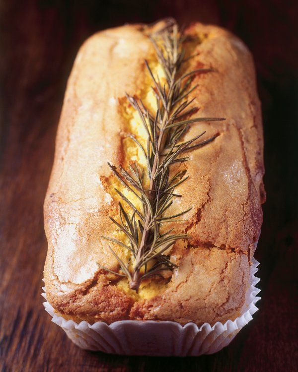 Rosemary Remembrance Cake