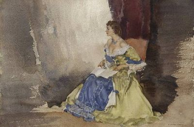 William Russell (Sir William) Flint - Auction results - Artist auction records