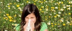 Allergie primaverili: i rimedi naturali