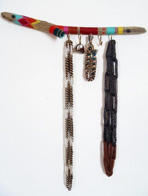 Twig Jewellry Rack