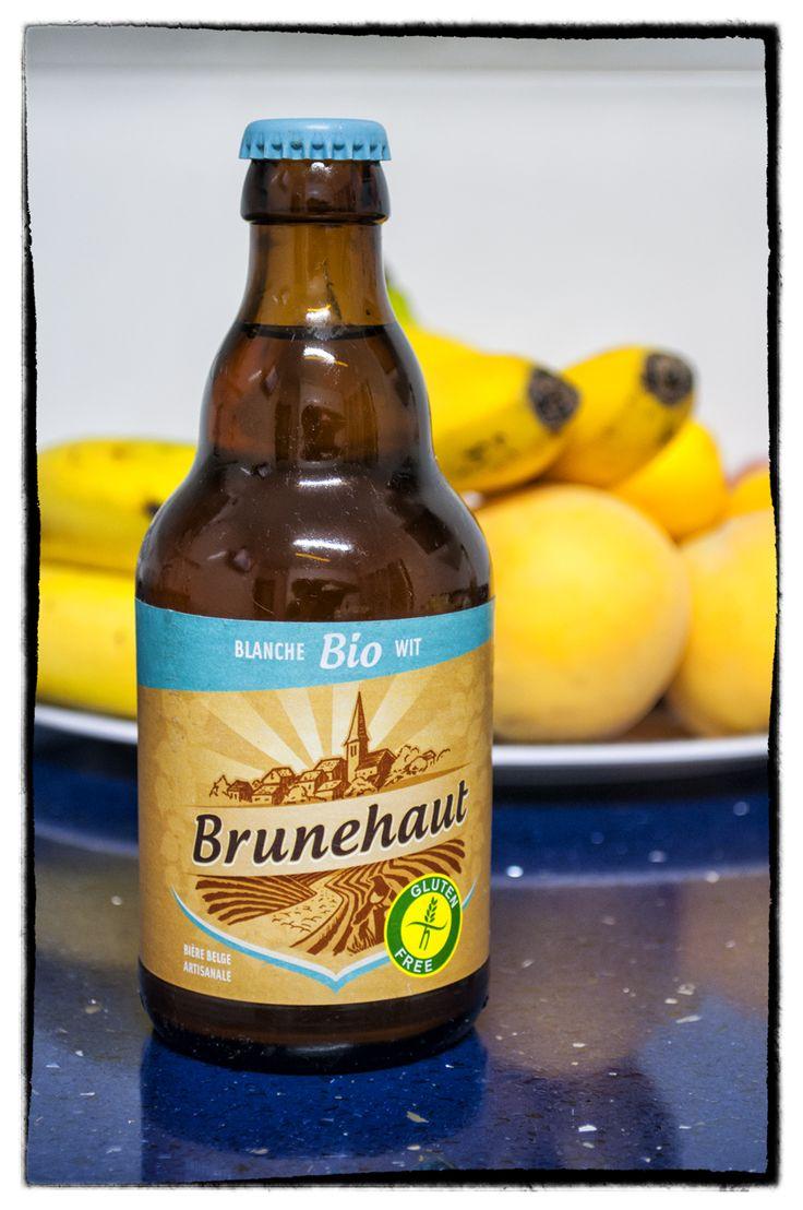 Brunehaut Bio Blanche Gluten Free. Witbier. 5º