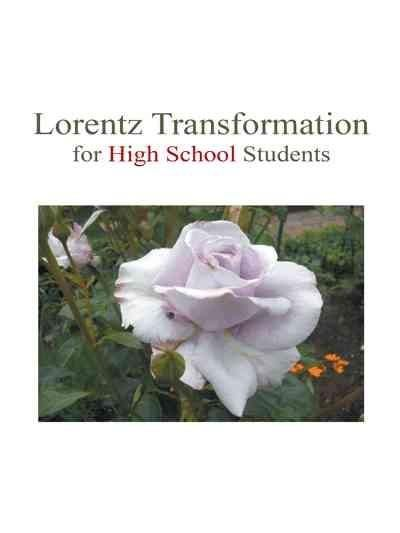 Lorentz Transformation for High School Students