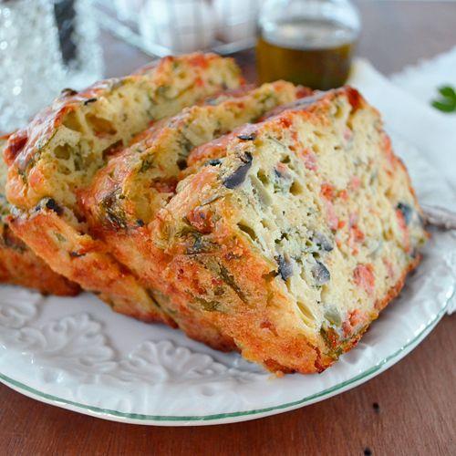 Cake Sal Ef Bf Bd Courgette Et Jambon