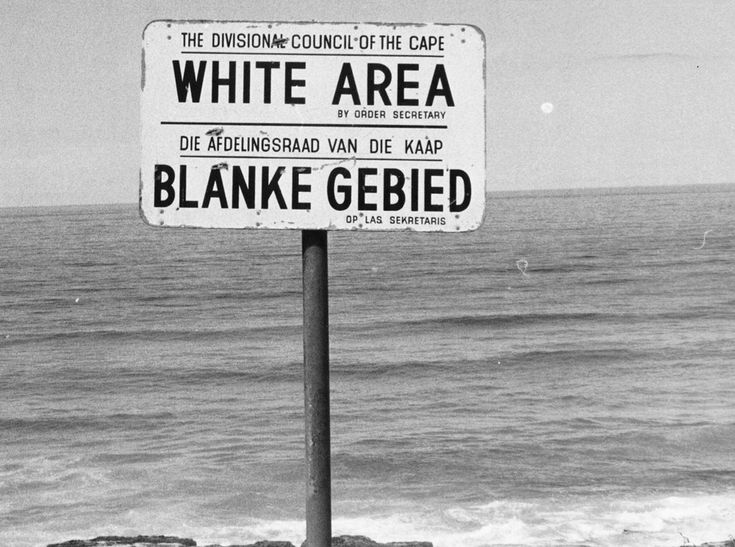 Life in Apartheid-Era South Africa - Mark Byrnes - The Atlantic Cities