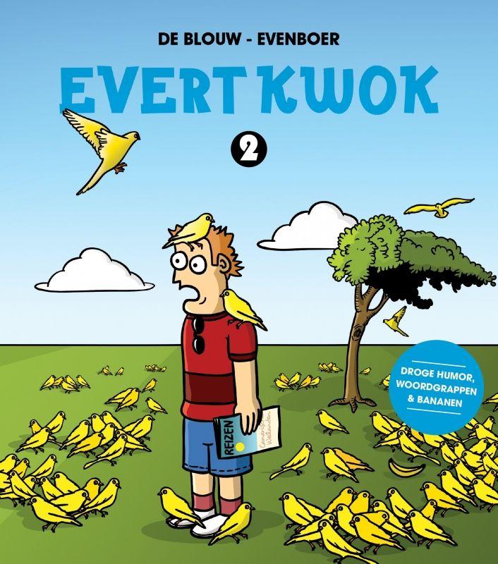 Evert Kwok 2 - pocketeditie  Nu te reserveren!