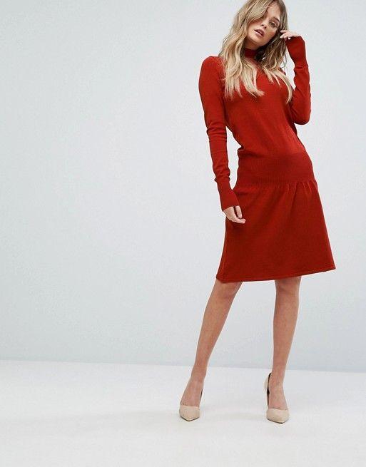 http://www.asos.fr/yas/yas-robe-en-maille-avec-taille-cintree/prd/8841902?clr=Red