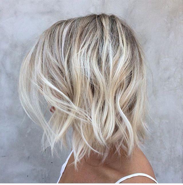 Such. Pretty. Haircolors. I like!     Images via Pinterest.
