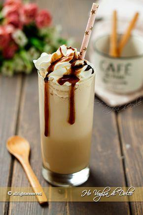 Frappè al caffè ricetta Frappuccino Starbucks
