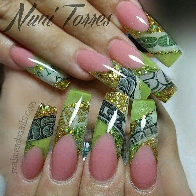 Mejores 2705 imágenes de Uñas en Pinterest | Diseño de uñas, Diseños ...