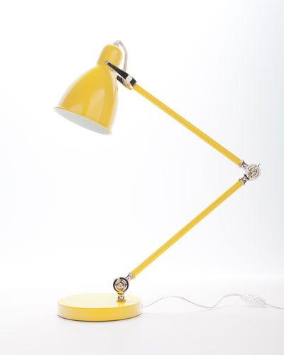 westelm: Best Desk Lamps - Modern Desk Lamp - ELLE DECOR
