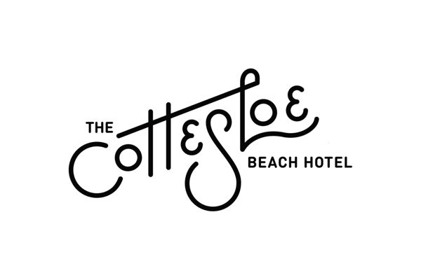 Brand identity for The Cottesloe Beach Hotel: A landmark destination in Perth for over 100 years, situated on one of Australia's most iconic beaches.