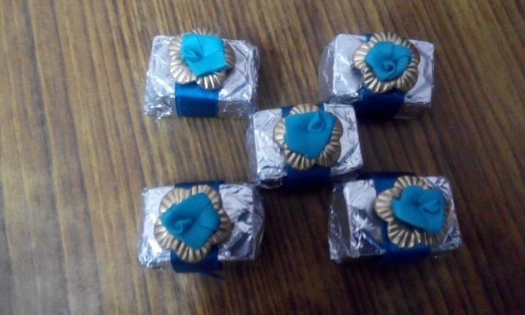 #assorted #chocolate #designer #wrapping