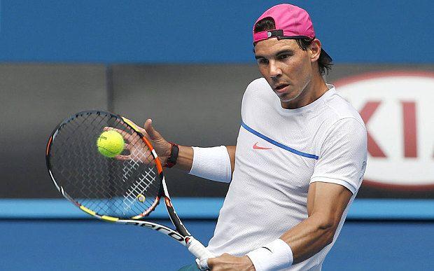 Rafael Nadal plays down Australian Open chances as Roger Federer hits his peak