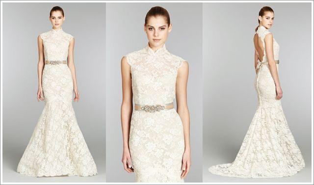 vestido de noiva lazaro bridal renda languido minimalista003