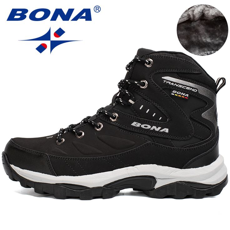 Get Best Price BONA New Hot Style Men Hiking Shoes Winter Outdoor Walking Jogging Shoes Mountain Sport Boots Climbing Sneakers Free Shipping #BONA #Style #Hiking #Shoes #Winter #Outdoor #Walking #Jogging #Mountain #Sport #Boots #Climbing #Sneakers #Free #Shipping