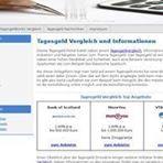 Tagesgeldvergleich zu finden unter http://www.tagesgeldvergleich-online.info/tagesgeldkonto-vergleich.php