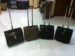 """Koper Travel 17"""" Simple Praktis Bisa Ditaruh dalam Kabin Pesawat! - Ceriwis - Indonesian Community"""