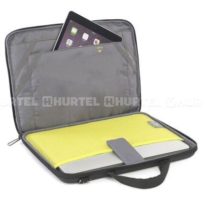 "TUCANO Dark Slim - Torba MacBook Air 13"" / MacBook Pro 13""/ MacBook Pro 13"" Retina / iPad Pro 12.9""  (czarny)"